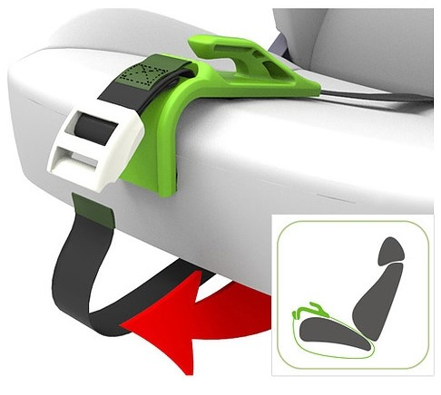 dbce8655001ec1 Adapter pasów bezpieczeństwa dla kobiet w ciąży Insafe Seatbelt Guide