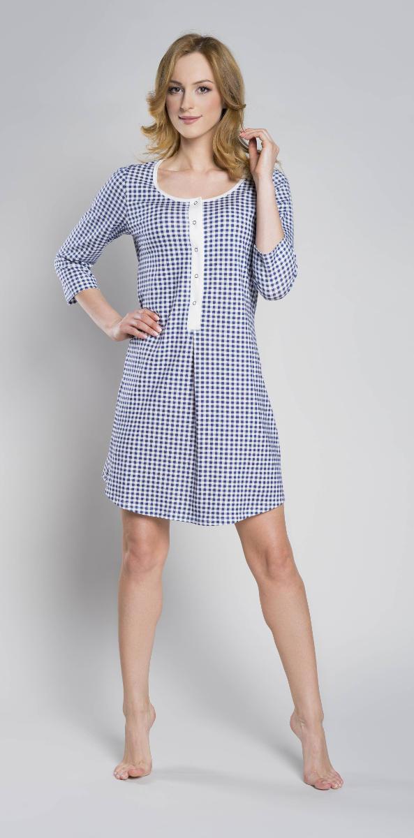 e59dc95d509dc7 Italian Fashion koszula dla kobiet w ciąży lub karmiących NOLA z rękawem  3/4 rozmiary S i M